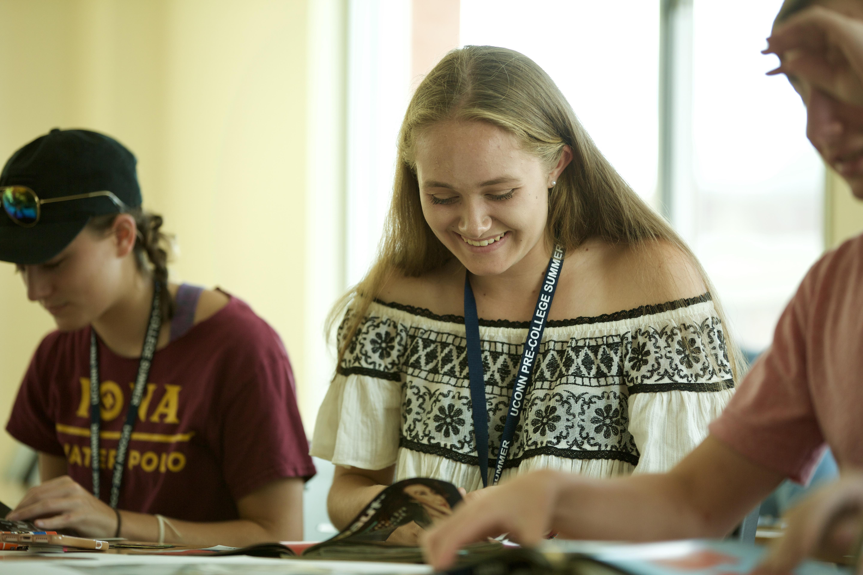 Summer Program - Law | UConn Pre-College Summer: Pre-Law
