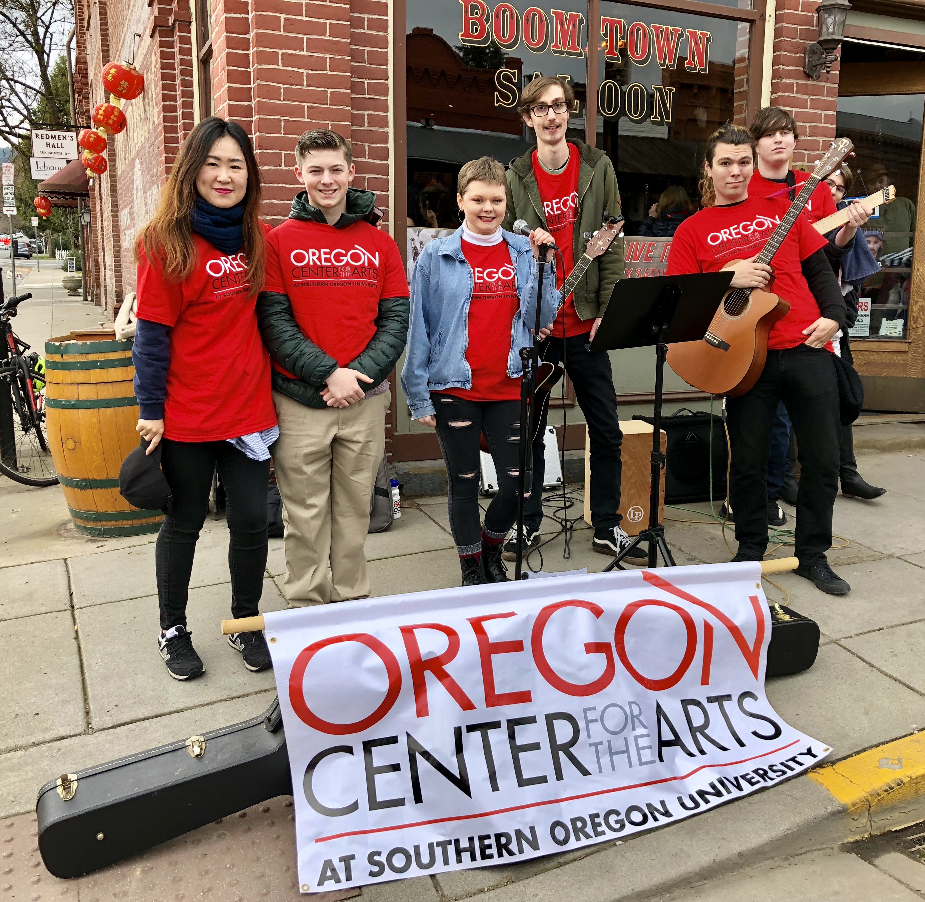 College - Southern Oregon University - Oregon Center for the Arts  1