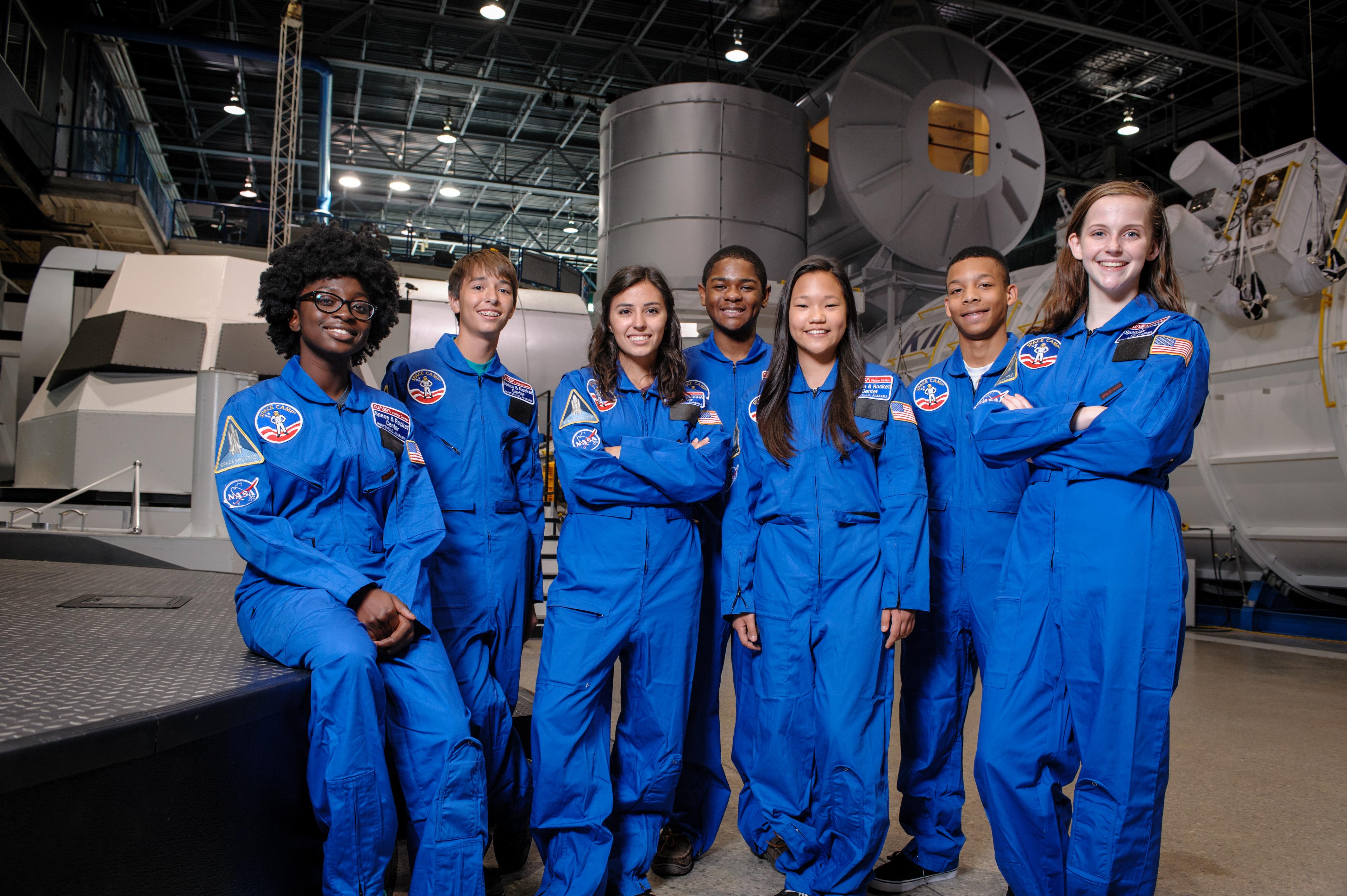 Summer Program - Science   Space Camp