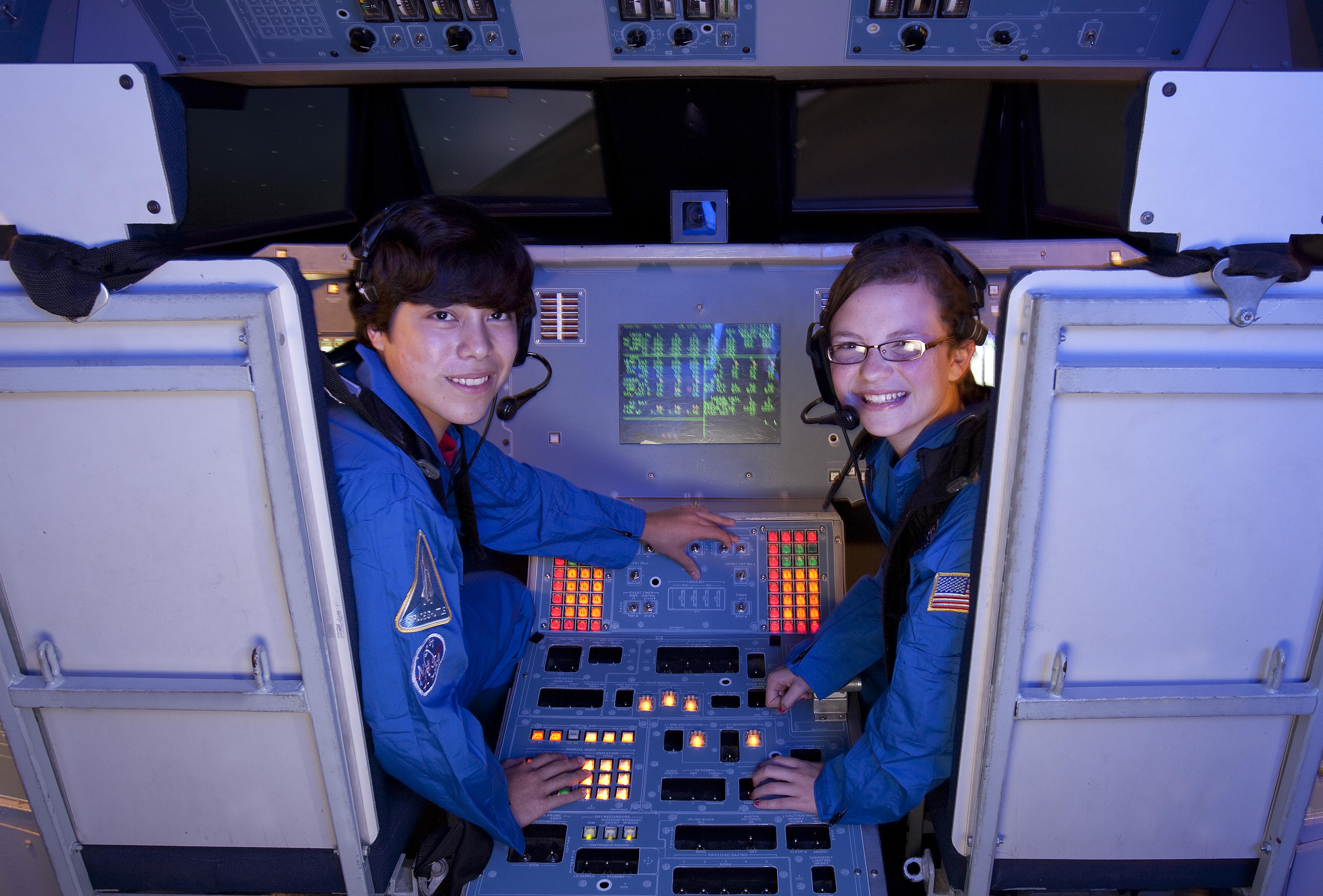 Summer Program - Aerospace   Space Camp