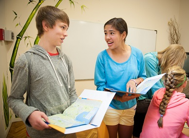 Summer Program - Adventure/Trips | SPI High School Summer Programs for College Credit in France