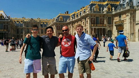 Summer Program - Travel And Tourism | SPI High School Summer Programs for College Credit in Biarritz, France