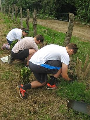 Summer Program - Community Service | SPI High School Community Service Programs in Costa Rica
