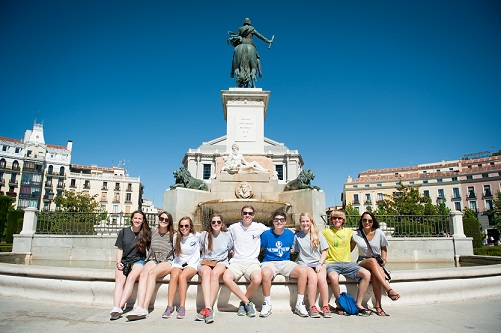 Summer Program - Travel And Tourism | SPI High School Summer Programs for College Credit in Santander, Spain
