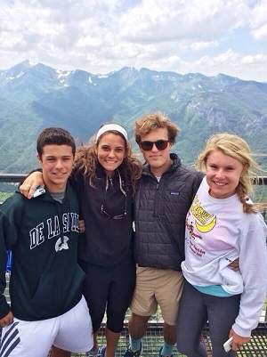Summer Program - Adventure/Trips | SPI High School Summer Programs for College Credit in Santander, Spain