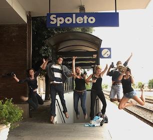 Summer Program - Fine Arts | Spoleto Study Abroad Summer Session