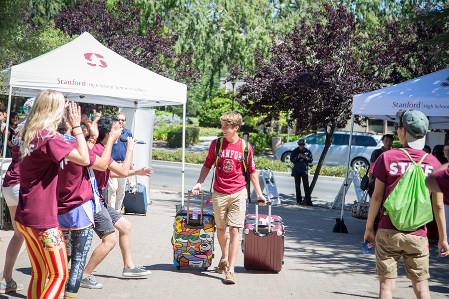 Summer Program - Pre-College | Stanford Summer Session