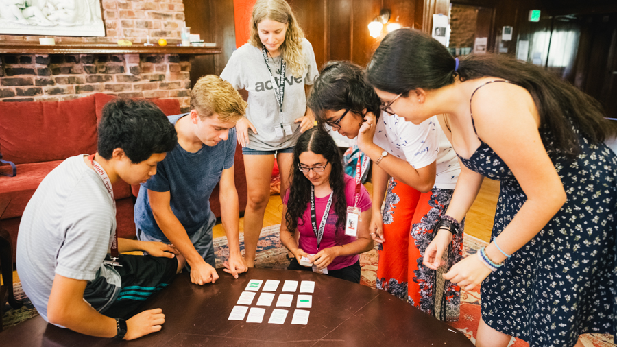 Summer Program - College Experience | Stanford University Mathematics Camp