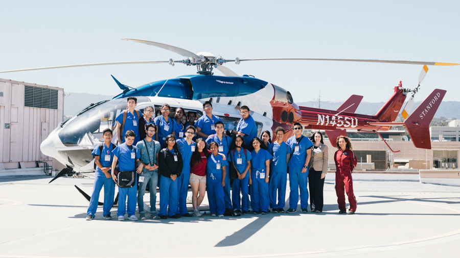 Summer Program - Pre-med | Stanford Medical Youth Science Program
