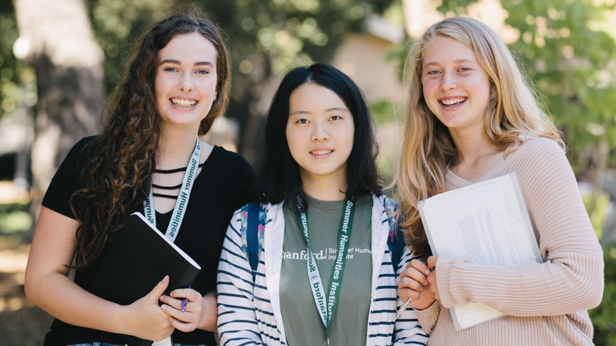Summer Program: Stanford Summer Humanities Institute on TeenLife