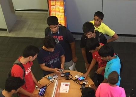 Summer Program - Mathematics | Boston Leadership Institute: STEM Entrepreneurship Summer Program