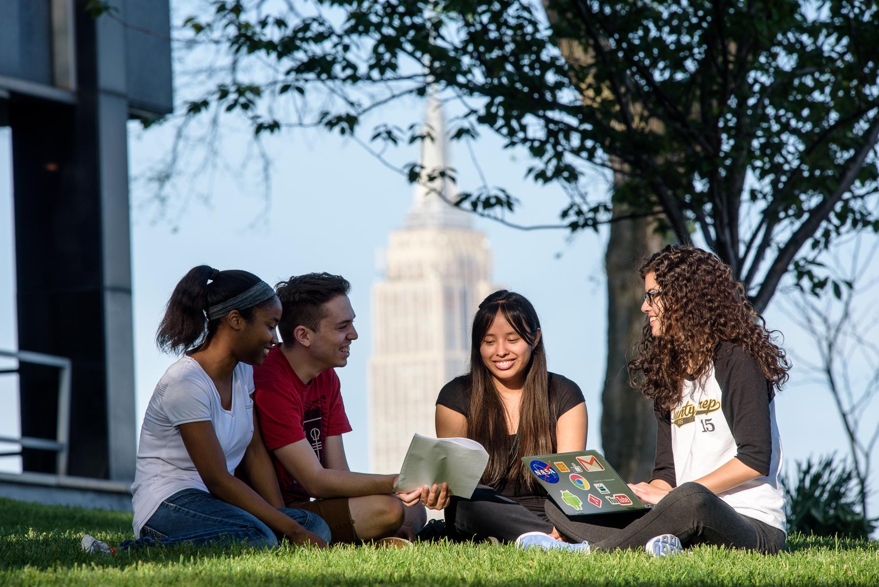 Summer Program - Technology | Stevens Institute of Technology Pre-College Summer Programs