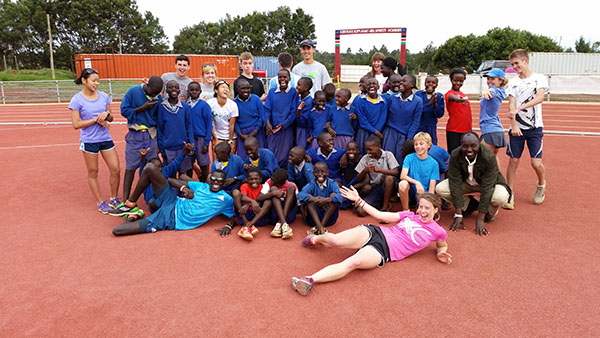Summer Program - Tennis | STRIVE Trips - Run in Kenya and help the community!