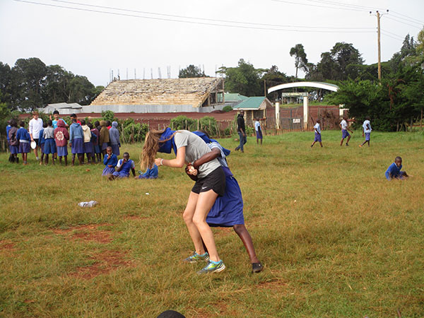 Summer Program - Swimming | STRIVE Trips - Run in Kenya and help the community!