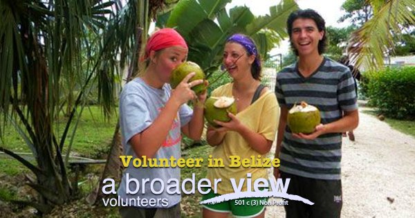 Summer Program - Promoting Volunteerism | Summer Abroad in Social & Conservation Programs with A Broader View Volunteering