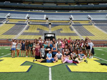 Summer Program - College Experience | Summer Discovery Pre-College & Internship Summer Programs