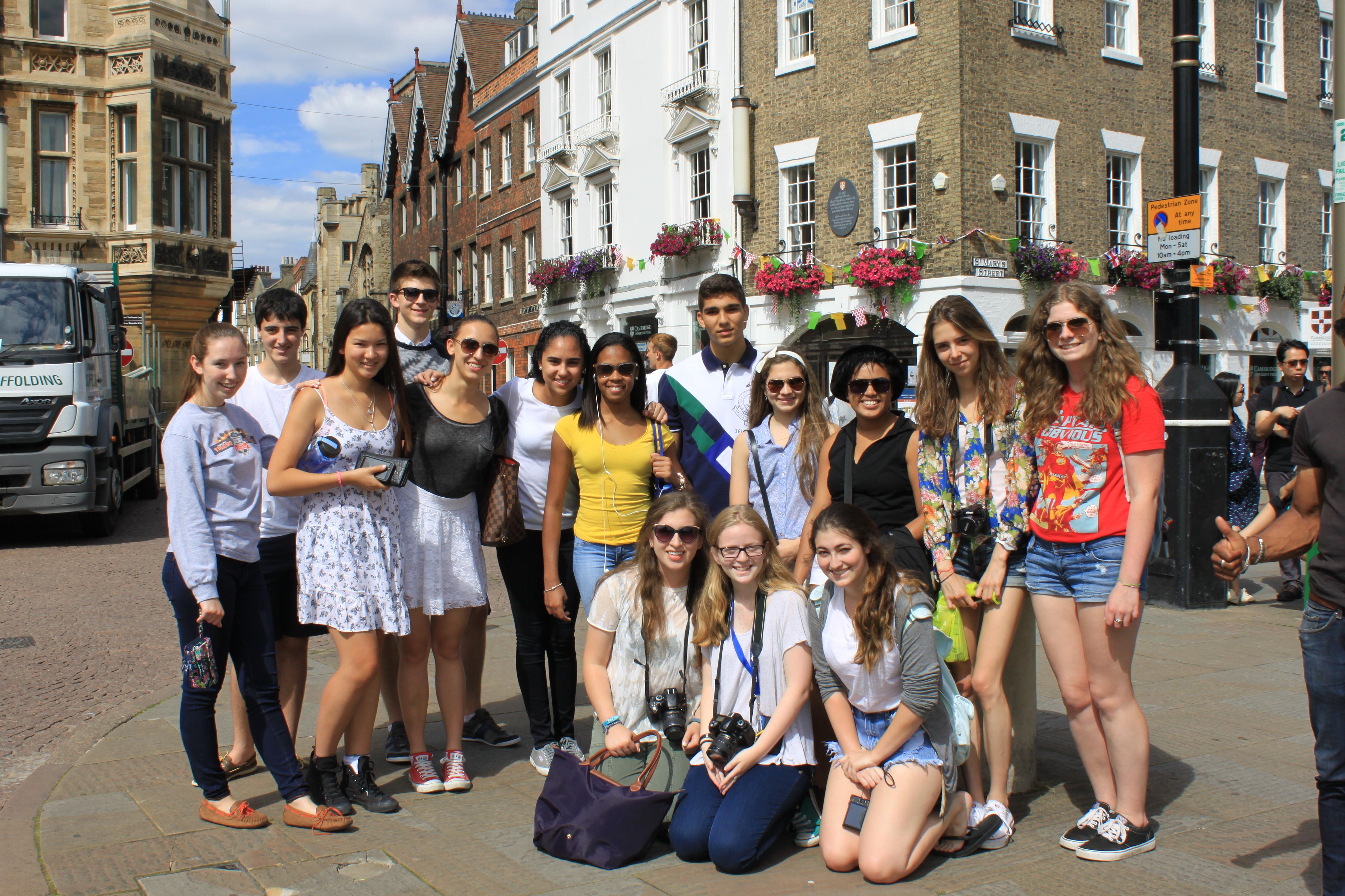 Summer Program - Arts | Summer Discovery: Cambridge University & London