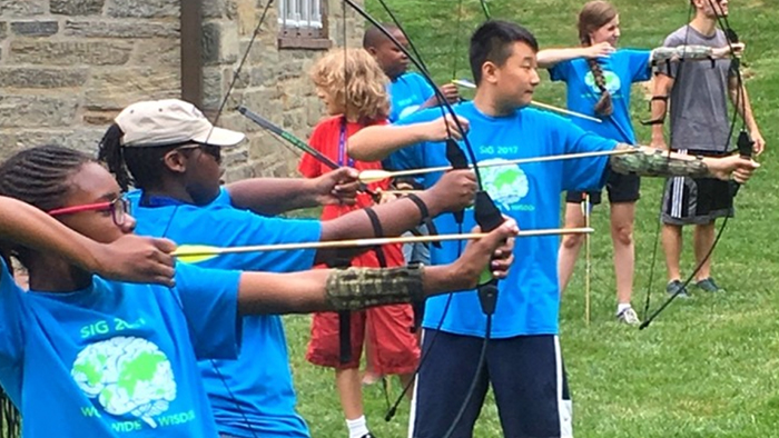 Summer Program - Physics | Summer Institute for the Gifted (SIG) at Bryn Mawr College