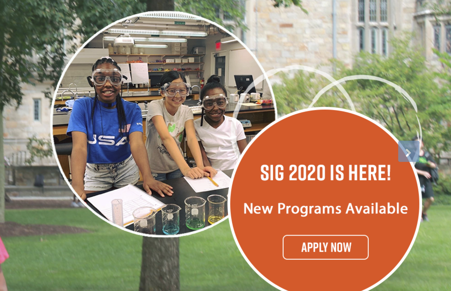 Summer Program - Technology | Summer Institute for the Gifted (SIG) Online Learning