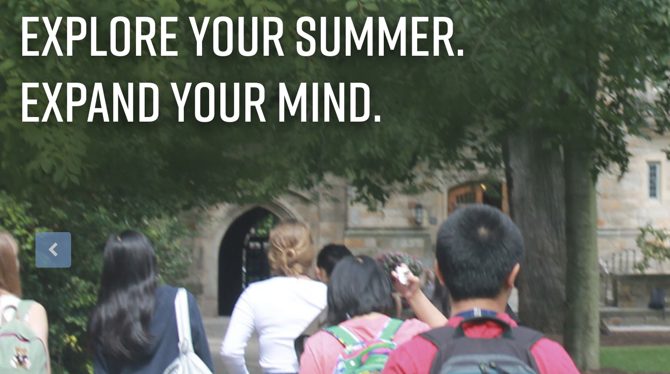 Summer Program - High School Courses | Summer Institute for the Gifted (SIG) Online Learning