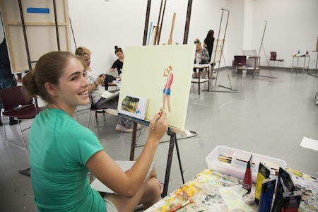Summer Program - Visual Arts | Otis College of Art and Design: Summer of Art, College Preparation Program