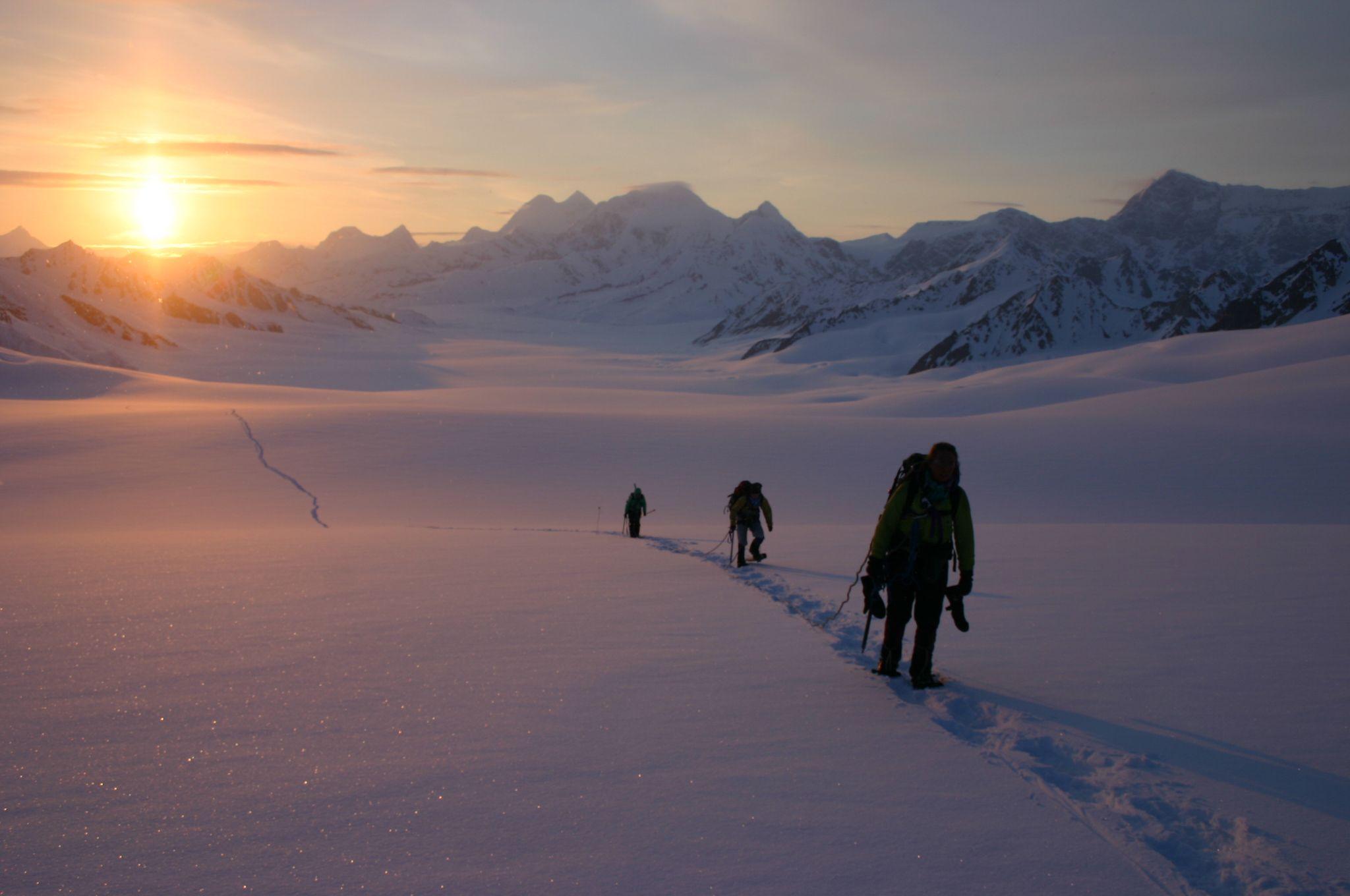 Summer Program - Hiking | NOLS Summer Semester in Alaska