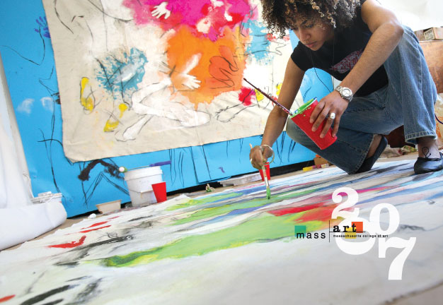 Summer Program - Visual Arts | Summer Studios at Massachusetts College of Art and Design