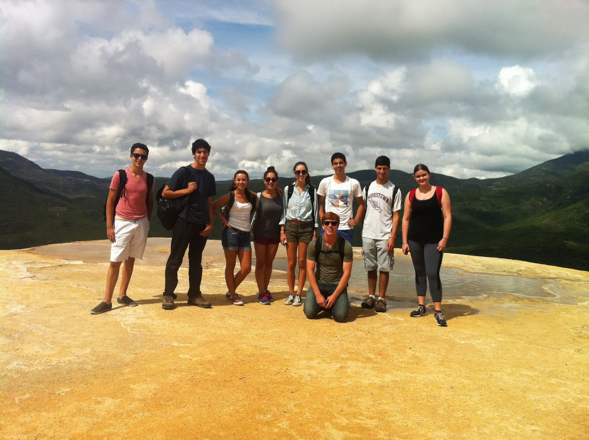 Summer Program - Spanish | Sol Abroad Summer Study Abroad in Oaxaca, Mexico