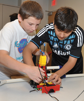 Summer Program - Middle School | Ramapo College Summer Youth Programs