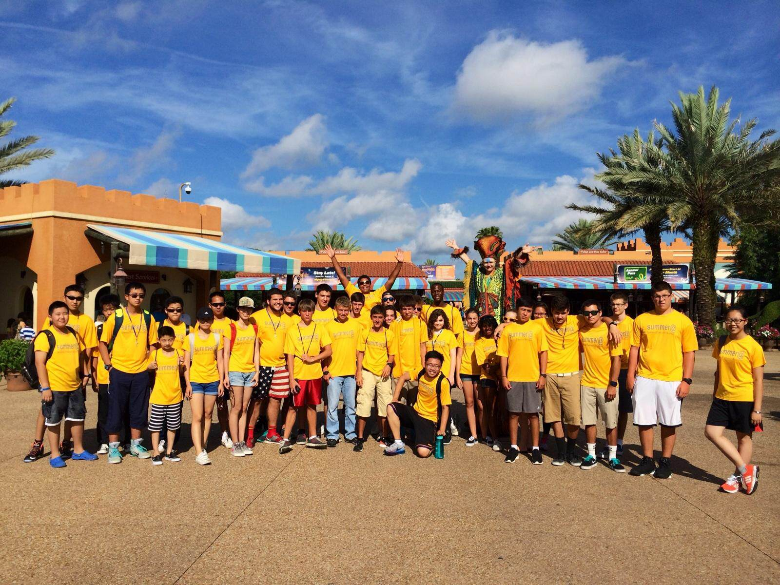 Summer Program - STEM | Summer@Farragut | Fun & Academic Boarding Experience in Florida