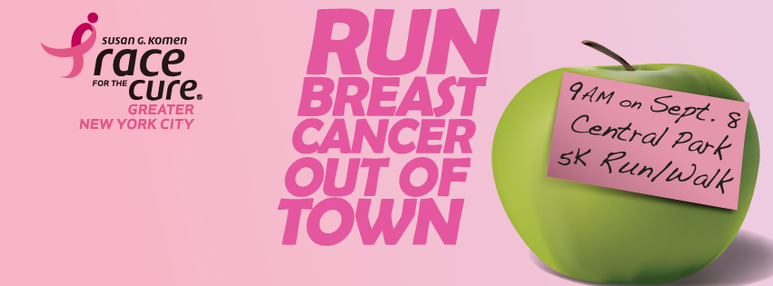 Community Service Organization - Susan G. Komen for the Cure- Greater NYC Affiliate  3