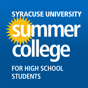 Summer Program Syracuse University Summer College for High School Students
