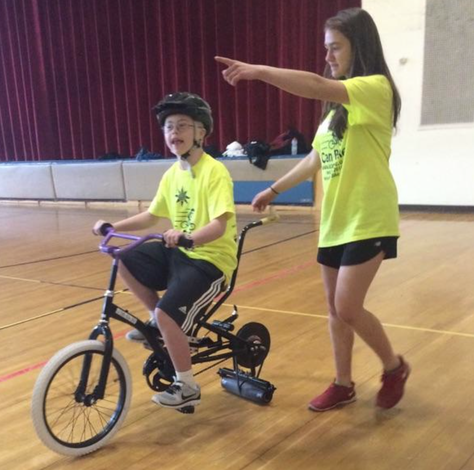 Community Service Organization - iCan Bike  1