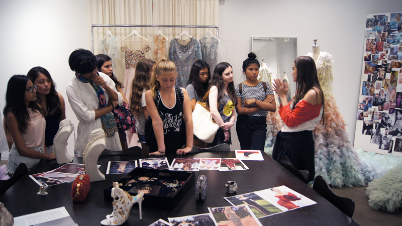 Summer Program - Sewing | Fashion Design & Sewing Summer Camp in NYC