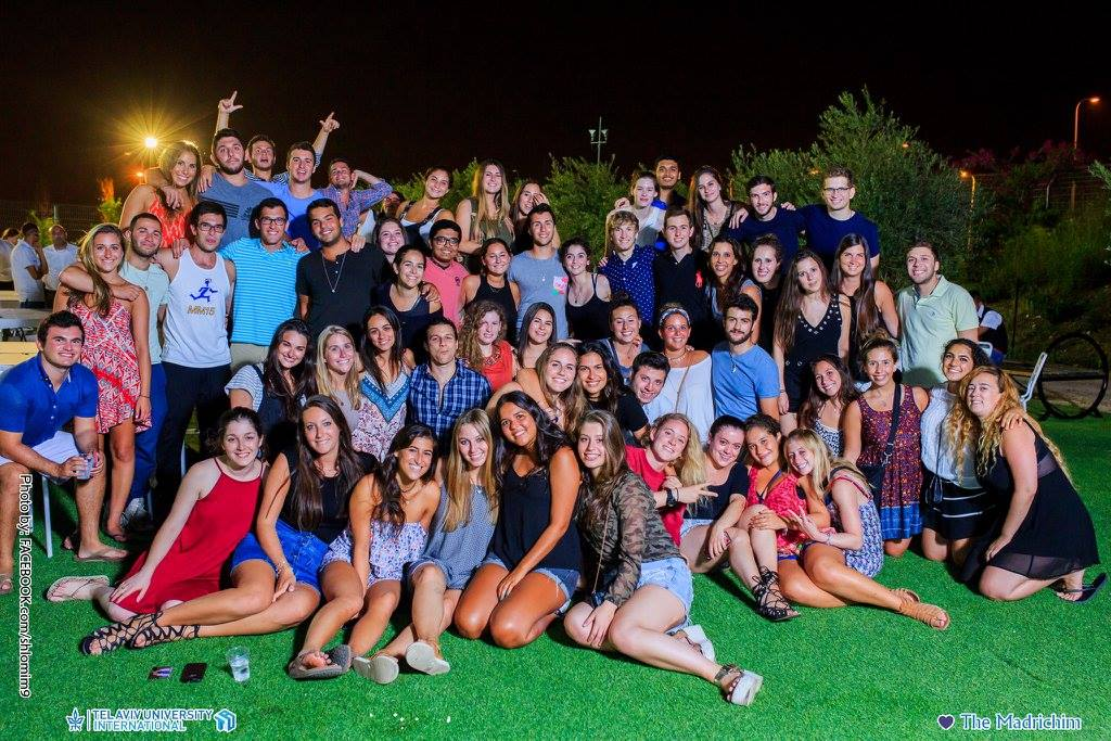 Gap Year Program - Tel Aviv University International Academic Gap Year  1