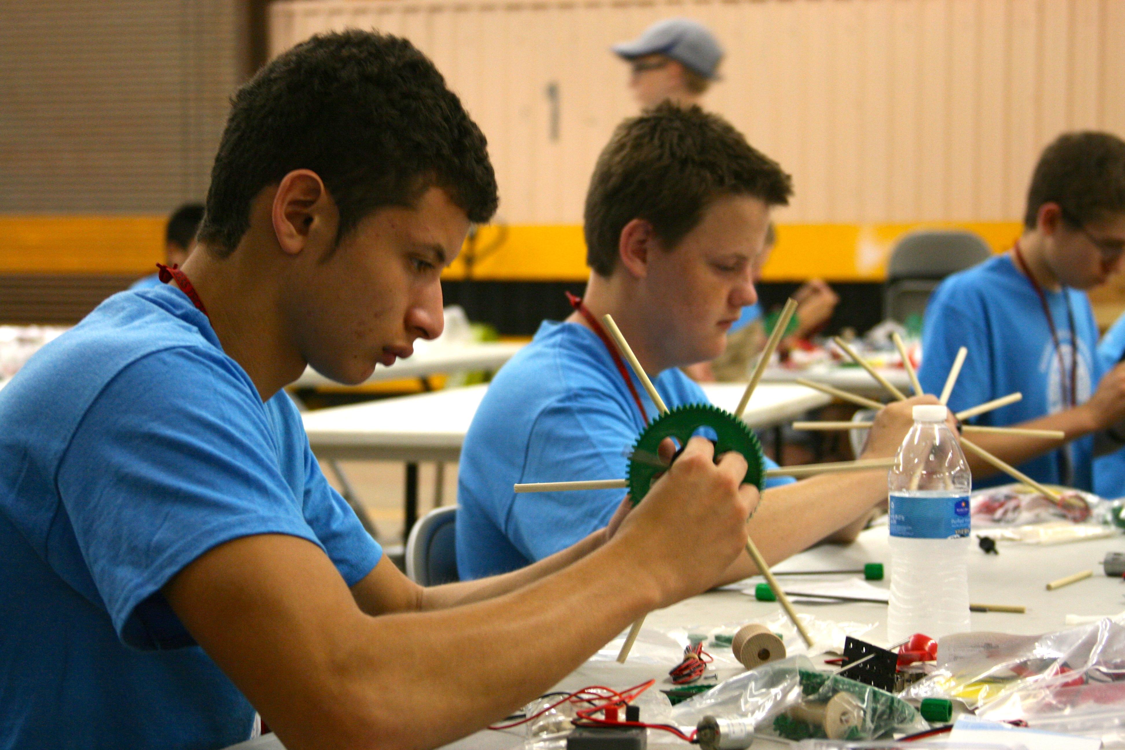 Summer Program - Enrichment | Texas Tech University - IDEAL