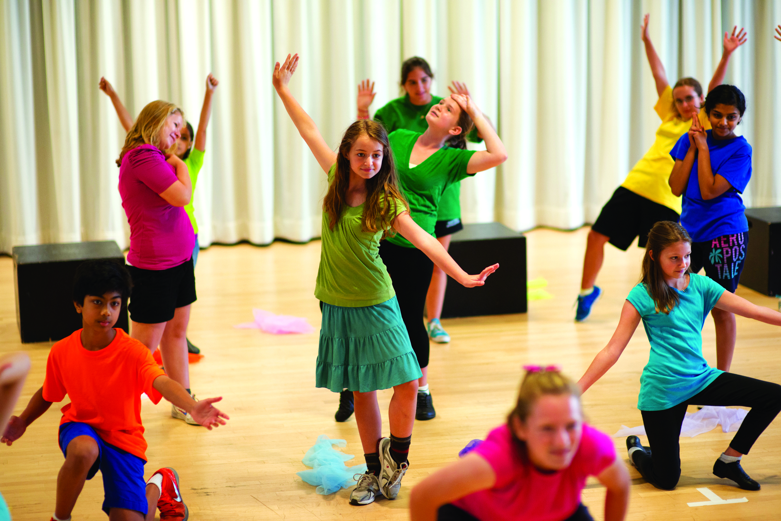 Summer Program - Dance | Boston Conservatory at Berklee Summer Programs
