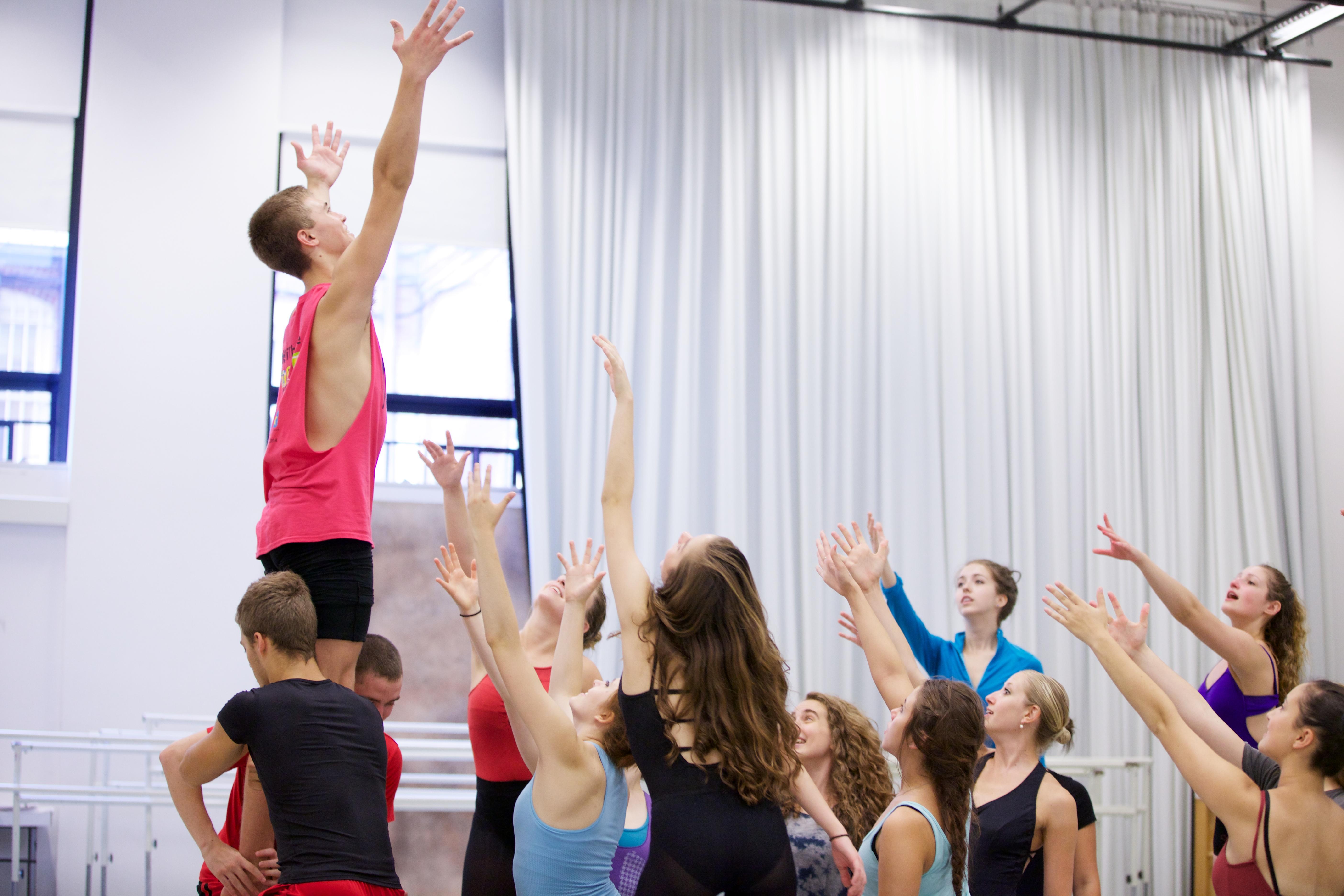 Summer Program - Dance | The Boston Conservatory Summer Intensives