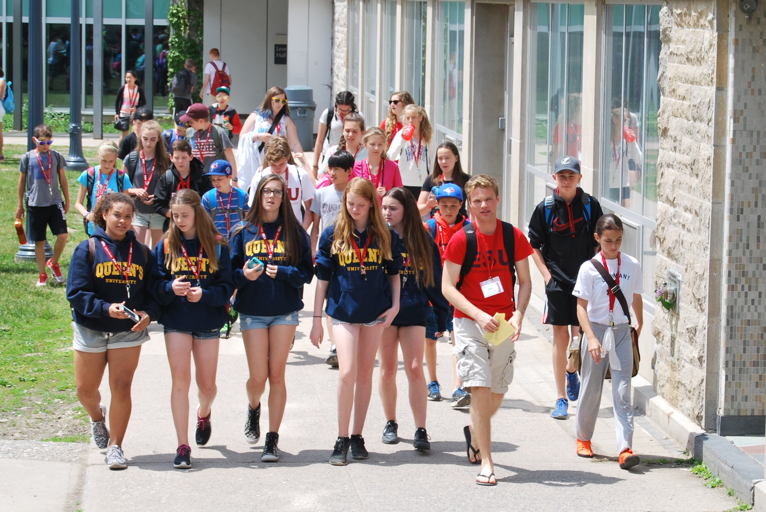 Summer Program - Environment | Enrichment Studies Unit at Queen's University