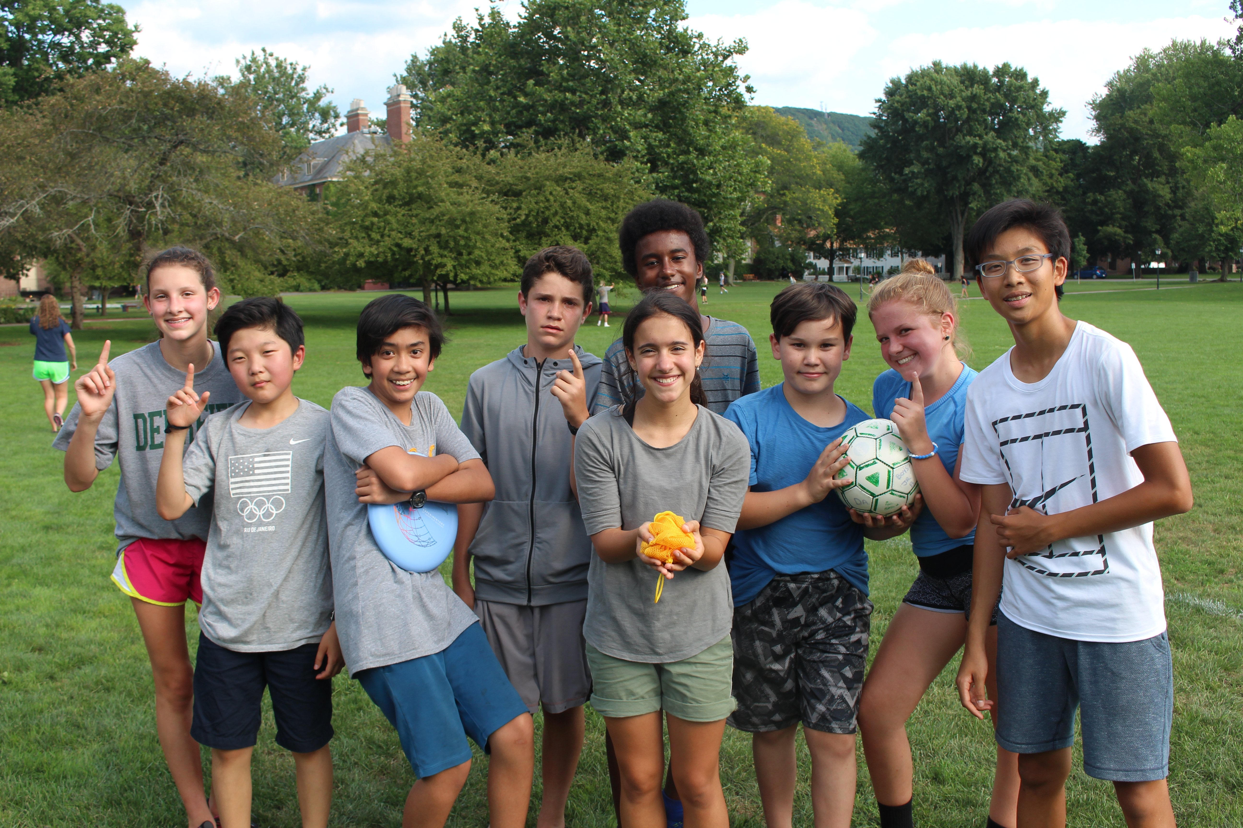 Summer Program - Middle School | The Experimentory at Deerfield Academy for Middle School Students