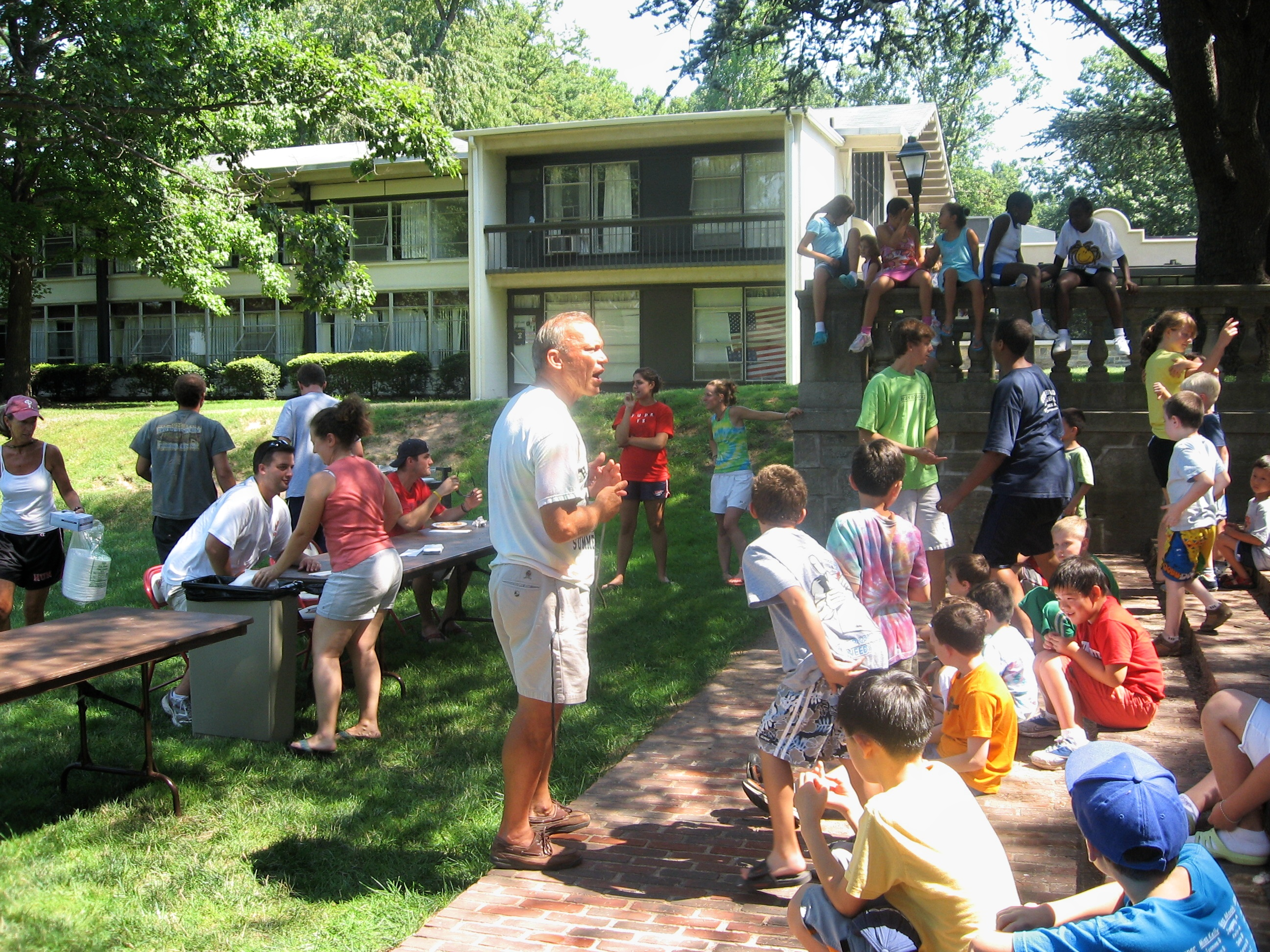 Summer Program - Traditional Camp | The Hun School of Princeton Summer Day Camp