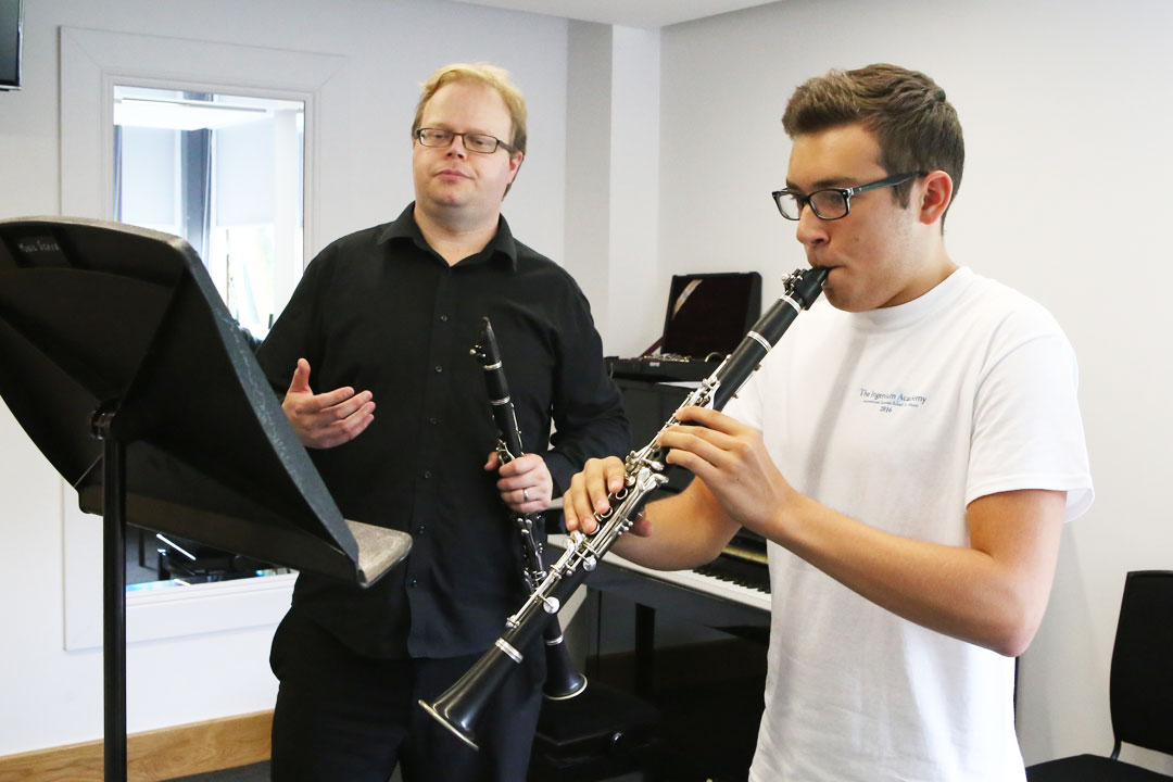 Summer Program - Music | Summer Orchestral Programme | The Ingenium Academy