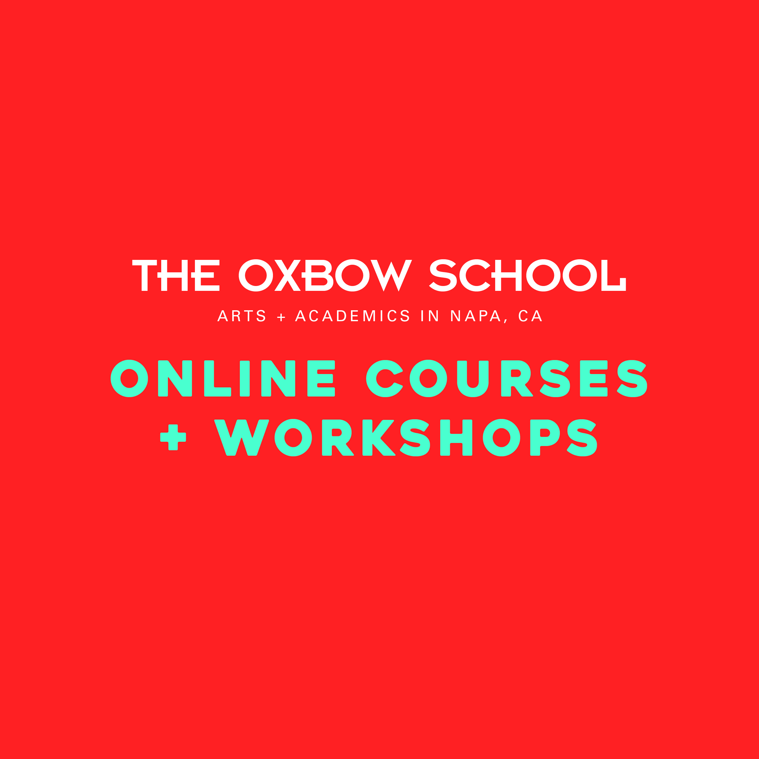 Business - Art | The Oxbow School: Online Courses