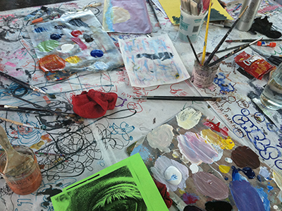 Summer Program - Multi-Arts | Oxbow Summer Art Camp: Visual Arts Immersion Program