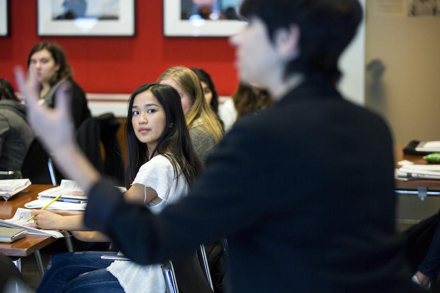 Summer Program - Writing | The School of The New York Times: DIY Filmmaking