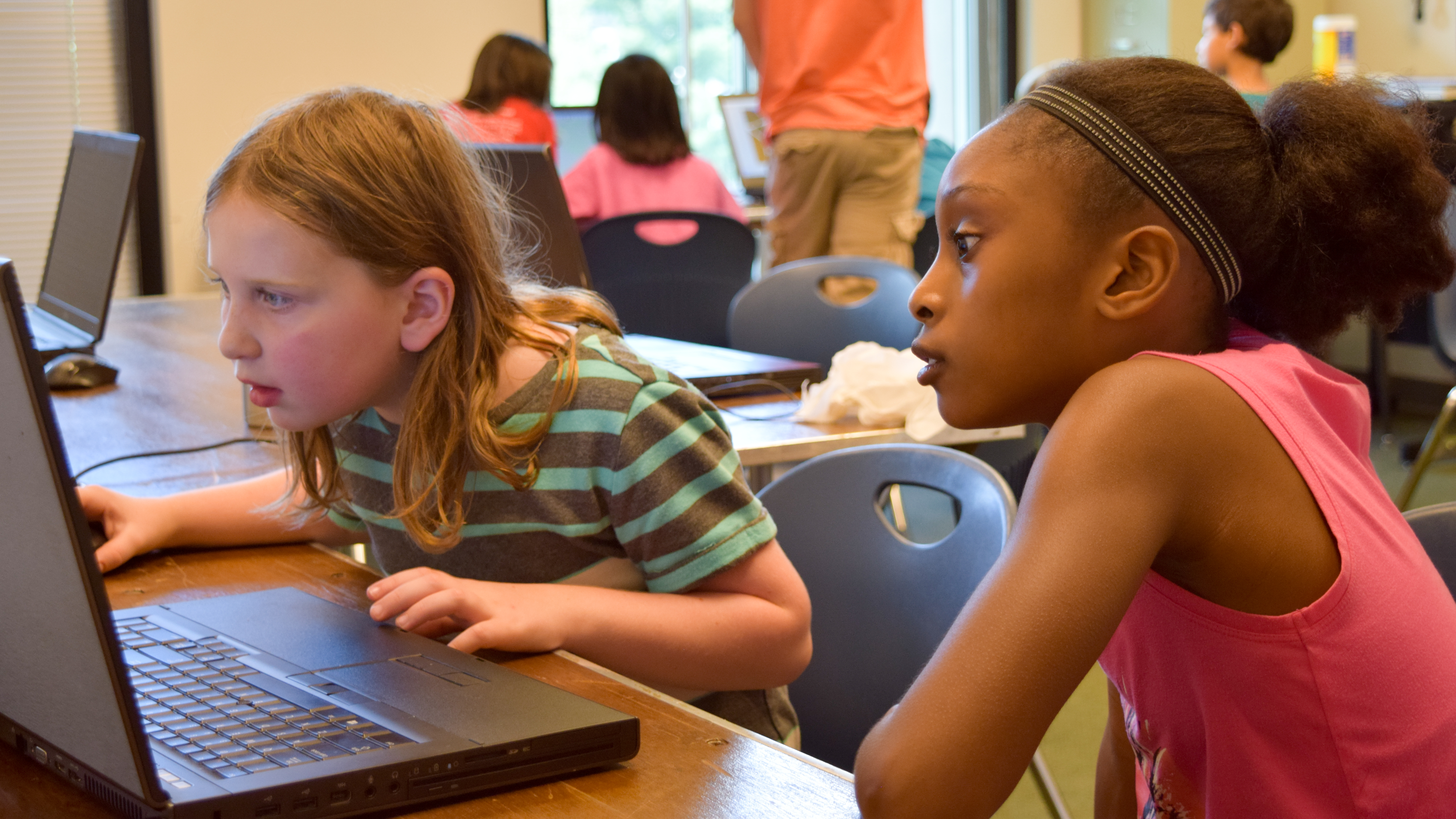 Summer Program - Coding | TIC Summer Camp: McLean