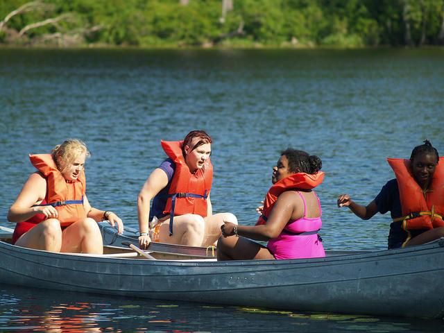 Summer Program - Fishing | Trail Blazer Camps