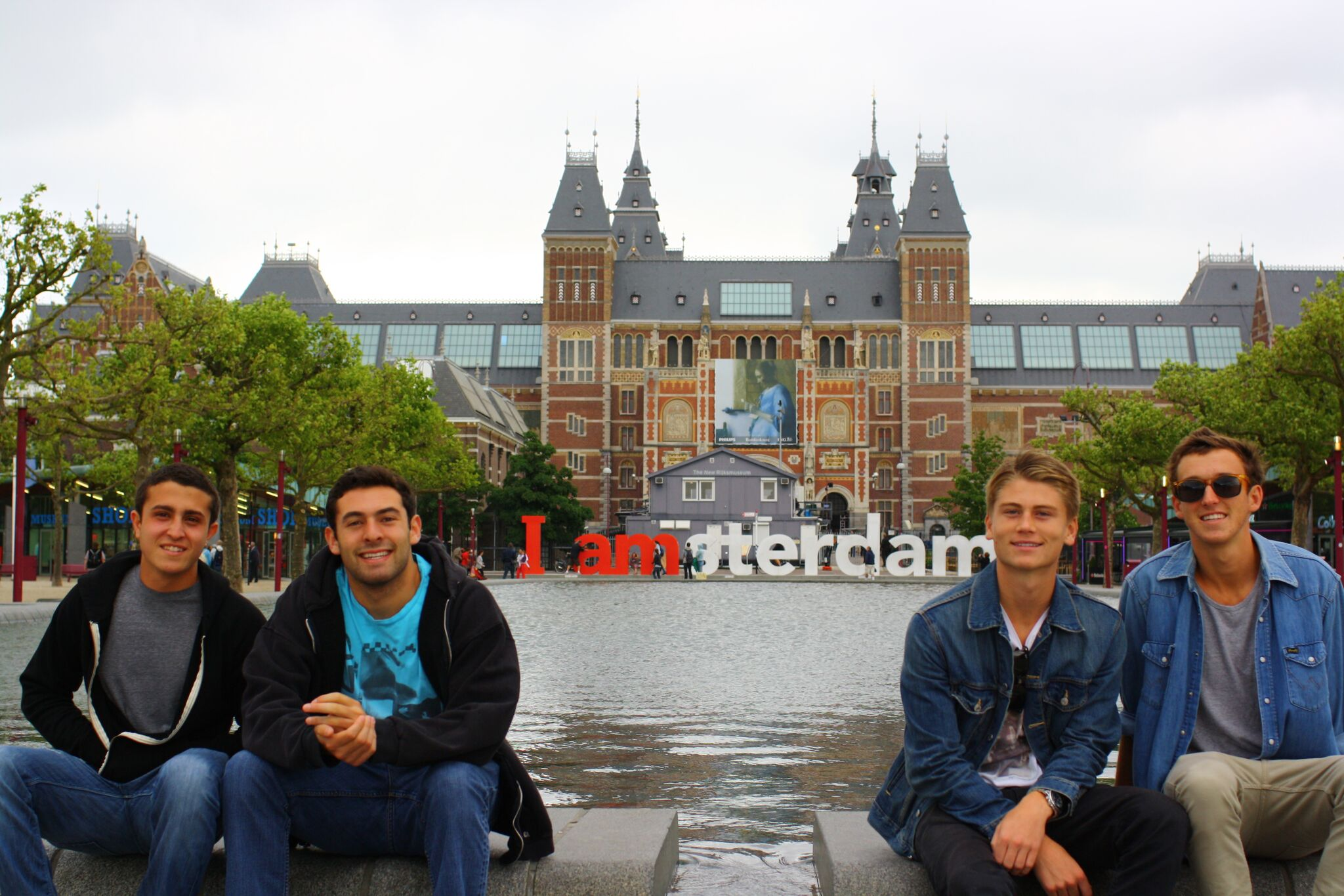 Summer Program - Adventure/Trips | Travel For Teens: Amsterdam, Belgium, and Paris