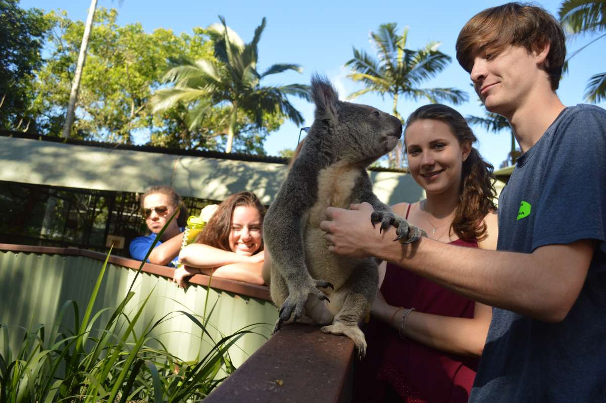 Summer Program - Group Travel | Travel For Teens: Australia and New Zealand Service