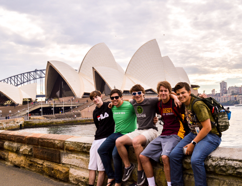 Summer Program - Preserving the Environment | Travel For Teens: Australia, New Zealand and Fiji Service